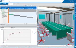 Une solution BIM 5D développée par Autodesk et RIB Software