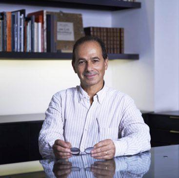 Jacques Lévy-Bencheton, architecte associé de l'agence Brunet Saunier Architecture et vice-président de Sightline Group.
